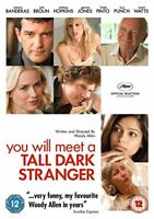 You Will Meet a Tall Dark Stranger [DVD] [2010][Region 2]