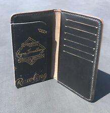 Rawlings Ryne Sandberg Leather Roper Baseball Glove Wallet
