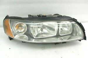 Volvo S60 passenger RH headlight assembly 05-09 head light Halogen OEM XC70 V70