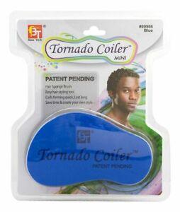 Tornado Coiler Hair Twist Brush Sponge Locking Afro Curl Barber Dreads Coil Mini