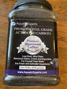 Premium Activated Carbon - Aquarium Filter Charcoal