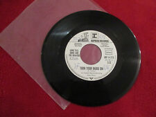 PROMO - LONG TALL ERNIE AND THE SHAKERS Turn Your Radio On 1973 WEA Reprise Rec