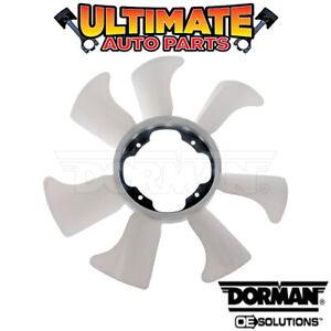 Engine Cooling Fan Blade (2.4L 146 4 Cylinder) for 10-15 Nissan NP300 Pickup
