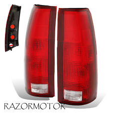 88-99 Replacement Tail Light Set For Chevy/GMC Silverado Tahoe Sierra Yukon Pair