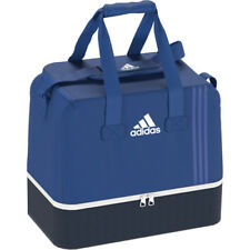 Adidas BS4750 Tiro Team Bag with Base Compartment in Size S BLUE