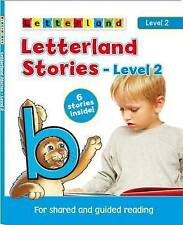 Letterland Stories Level 2 (Letterland at Home),Lyn Wendon,New Book mon000012575