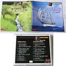 James Last - Rolling Home/Wenn alle Brünnlein fliessen .Rare Polydor Club-CD TOP