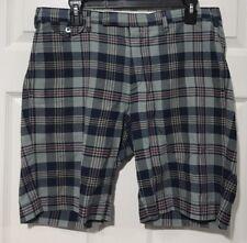 Ralph Lauren Polo Authentic India Madras Plaid Shorts  Size 32