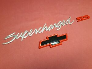 Supercharged Chevy Insignias.