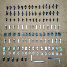 Fairing Body Bolts Kit Fastener Clips Screws For Suzuki GSXR 1000 K9 2009 - 2010