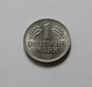 BRD: 1 DM 1950 G, J. 385, prägefrisch/unc., I., SELTEN !!!