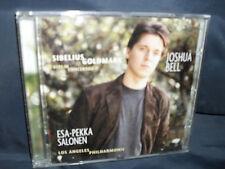 Sibelius / Goldmark – Violin Concertos -Bell / Salonen / L. A. Philharmonic