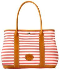 $238! NEW NWT DOONEY & BOURKE LAYLA WATERMELON STRIPE SHOPPER TOTE PURSE HANDBAG