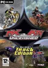 MX Vs ATV Unleashed PC Game NEW