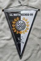 Orig. Wimpel 36 x 28 cm SG Wattenscheid 09 Bochum Fussball Bundesliga SGW DFB