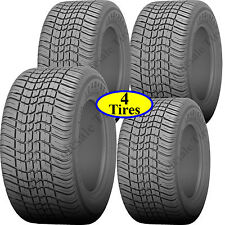 4) 20.5x8.0-10 Kenda Load Star High Speed Trailer TIRE 4ply DOT 205/65-10 93724B