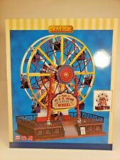 Lemax The Giant Wheel Village Christmas Table Decor Gift NRFB NEW #94482