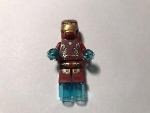 Iron Man Mark 43 Genuine Lego Mini Figure Super Heroes (Set 76031) NEW