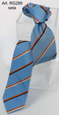 Cravatte e papillon da uomo senza marca 100% seta