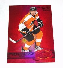 2012-13 Fleer CLAUDE GIROUX #38 Precious Metal Gems Red/100 Philadelphia FLYERS
