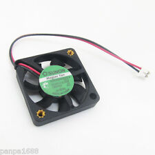 4pcs SUNON MagLev KDE0503PEV3-8 30x30x6mm 3006 DC5V 0.35W 2pin DC Cooling fan