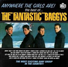FANTASTIC BAGGYS - Anywhere Girls Are Best Of - CD