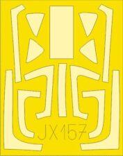 Eduard 1/32 Douglas A-1D Skyraider Paint Mask # JX157