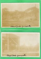 More details for 2 fellows & co shipyard boat building southtown great yarmouth rp pcs  ad812