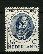 Netherlands 1960 SG#899 30c J. Wier Used #A42306