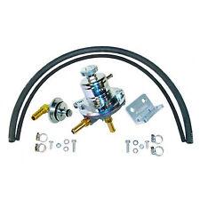 1x Sytec 1:1 Regulador de presión del combustible Kit (PLATA) (vk-sar-ka3.8-s)