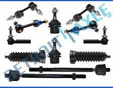 New 12pc Front AND Rear Suspension Kit for 2003 2004 2005 Ford Expedition 2WD