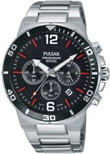 Gents Pulsar Chrono Sports Watch PT3797X1 Our