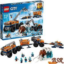 LEGO® City Arktis 60195 Mobile Forschungsstation & 0.-€ Versand & NEU & OVP !