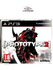 Prototype 2 PAL/EUR PS3 Promo Retro Playstation Videojuego Videogame Mint State