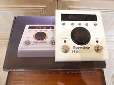 EVENTIDE H9 HARMONIZER EFFECTS PEDAL TONS OF ALGORHYTHMS INSTALLED