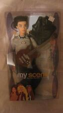 My Scene River Doll Hanging out With Guitar & Leather From Mattel 2003 T97