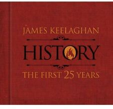 James Keelaghan - History: The First 25 Years [New CD]