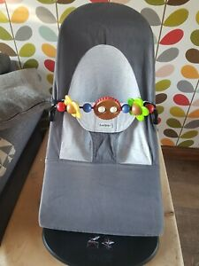 Baby bjorn Bouncer With Toybar