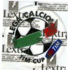 TOPPA PATCH LEGA CALCIO TIM CUP ORIGINALE LEXTRA