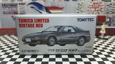 TOMICA LV-N192a MAZDA SAVANNA RX-7 GT-X NEW IN BOX LIMITED VINTAGE NEO