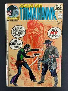 TOMAHAWK #136 *SOLID!*  (DC, 1971)  FRANK THORNE!!  JOE KUBERT!!  GIANT!!