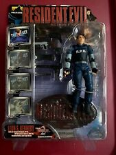 Resident Evil Palisades Series 1 Leon Kennedy Figure Biohazard Capcom 2001