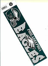 Nfl : Philadelphia Eagles Bumper Sticker - New