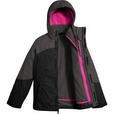 The North Face Girls' MT View Triclimate Jacket Graphite Grey XL /18 Big Kids
