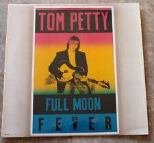 Tom Petty Full Moon Fever 1989 Lp Vinyl Nm Nice In Shrink Original Mca-6253