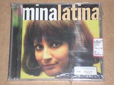MINA - MINA LATINA - RARO CD SIGILLATO (SEALED)