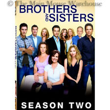 Brothers and Sisters TV Show Brothers & Sisters Complete Season 2 Two on DVD