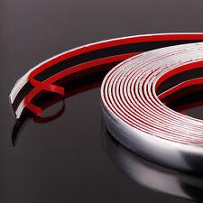 Chrom Zierleiste 21mm x 8m universal Auto Chromleiste selbstklebend  aus DE