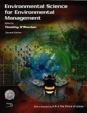 Environmental Science for Environmental Management by Timothy O'Riordan...