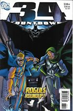 Countdown 34 Comic Modern Age First Print 2007 DC
